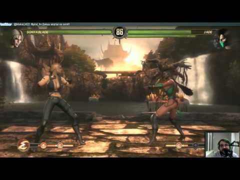 Пострелушка на вечер  - Mortal Kombat 9 #1 на Grind.FM
