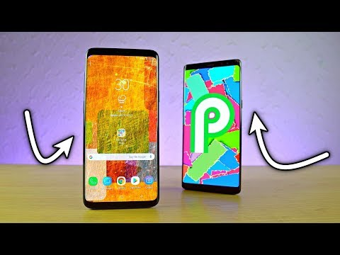 Samsung Edge Gestures Review - Android 9.0 Features!