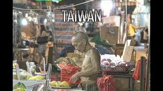 Taiwan - NIGHT MARKET (DELICIOUS travel  in 4K)