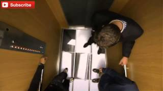 Candid Camera - Floor falling in elevator