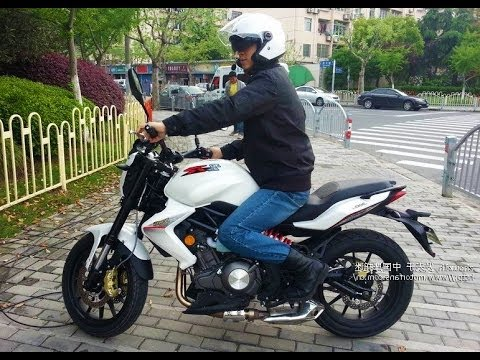 BENELLI BN 302 - KEEWAY RKX 300 - COR BRANCA - MOTONEWS