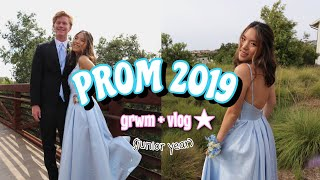 PROM GRWM + VLOG 2019 (junior year)