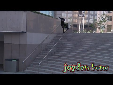 "Jayden Bono ""i AM blind"" Part"