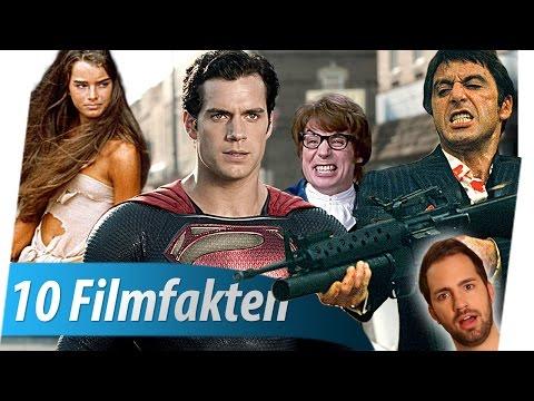 Olympiasieger trainieren AVENGERS | Ben Affleck als Regisseur für MAN OF STEEL | Filmfakten #25