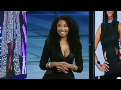 The Best Of Nicki Minaj On SportsCenter - ESPN Video