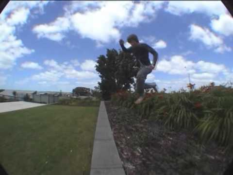 Howick Parkour/Freerunning. Jack Lawson, Hadley Wood, and a little bit of ...