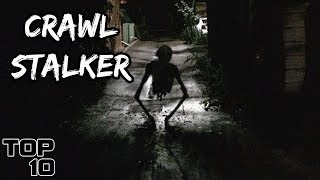 Top 10 Scary Alleyway Stories