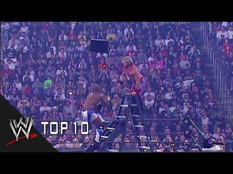 Crashing the Bank - WWE Top 10