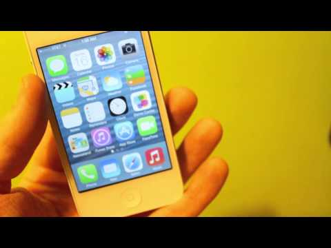 iOS 7 iPhone 4S Unlock Using GPP/ Rsim 7 Sprint Verizon T-Mobile