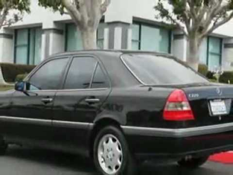 Wire Harness Repair On A 1995 Mercedes Benz C220 How To