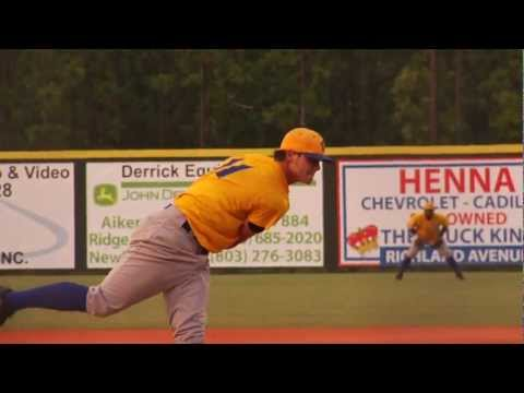 Slow Motion Baseball Footage from Aiken, SC (803)