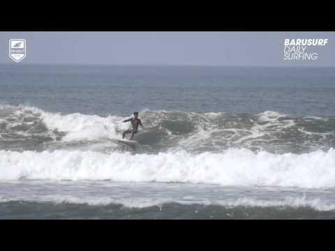 Barusurf Daily Surfing - 2016. 1. 21. Medewi