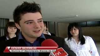 I RECITAL de Poesía y música 2012, CyL8 TV