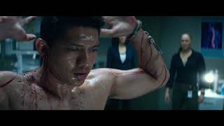 Mile 22 Official Trailer Mark Wahlberg Iko Uwais
