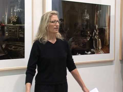 The life and times of Annie Leibovitz