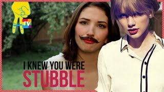 I Knew You Were Stubble Official Music Video (Taylor Swift I Knew You Were Trouble Parody)