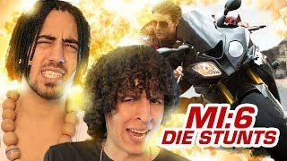 Die 4 krassesten Mission Impossible Stunts | Jay & Arya