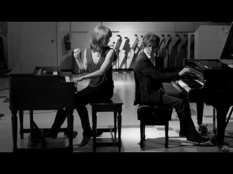 """Ben Folds and Alicia Witt - """"Cold Turkey"""" Theme"""