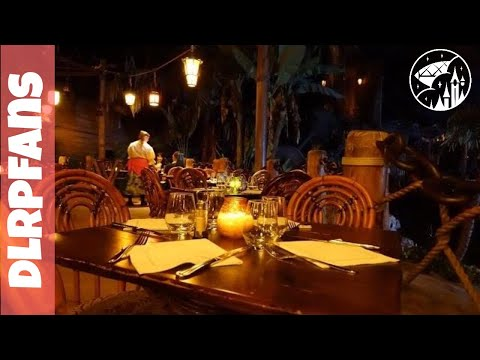 Table Service Restaurants Food Test at the Parks in Disneyland Paris
