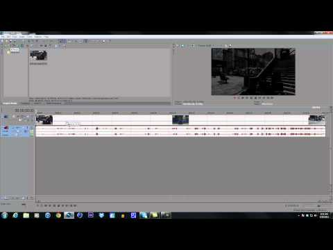 How to Use Sony Vegas (Everything You Need to Make Your First Video!)