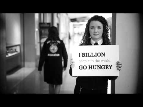 KNOW Hunger with Tyson Foods and the FFA