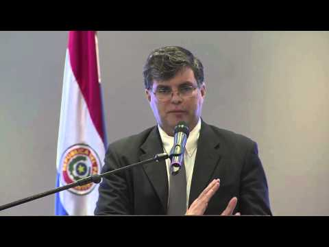 José Molinas Vega at Symposium on Paraguay and South Korea Relations (In Spanish)