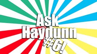 Ask Haydunn Episode 6 + Pokemon Flora Sky Episode 31