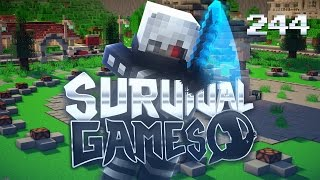 "Minecraft Survival Games - Game 244: ""I Have Found A Rival"""