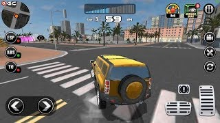 "Fanatical Car Driving Simulator ""Hummel"" Endless Racing Car Games - Android Gameplay FHD #3"