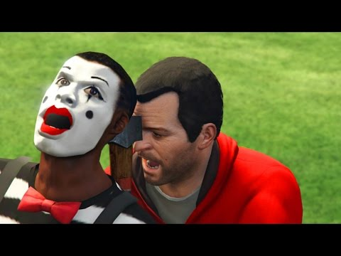GTA 5 Random Moments: #8 (Grand Theft Auto V Compilation)