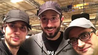 Jeff Gross on Michael Phelps Olympic Qualifier & Tag Team Run
