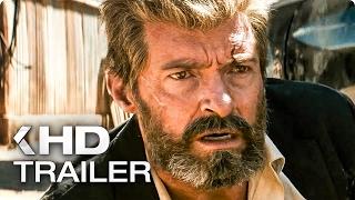 LOGAN Trailer 2 (2017)