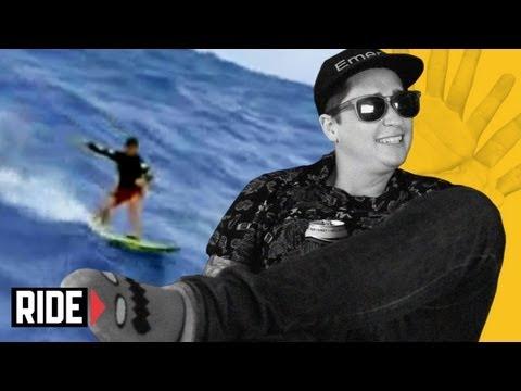 World's Biggest Wave & Tony Hawk's 900 - Jamie Tancowny's Pro's Picks