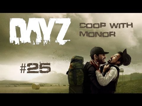 DayZ Namalsk #25 - Лутаем факторки