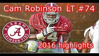 - CAM ROBINSON LT#74 - 2016 HIGHLIGHTS -