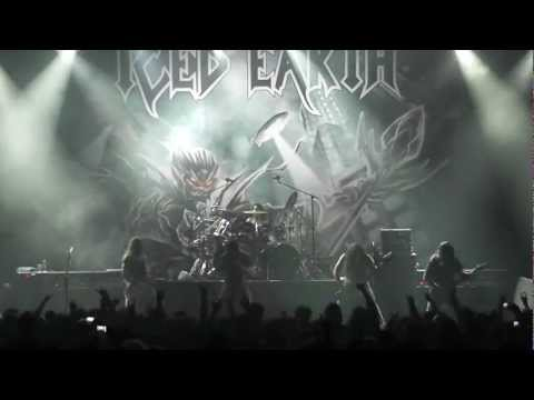 Iced Earth - Stand Alone (Live at Refresh The Venue, Istanbul, 13.12.11)