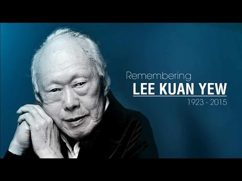 Gun Carriage Procession of Mr Lee Kuan Yew