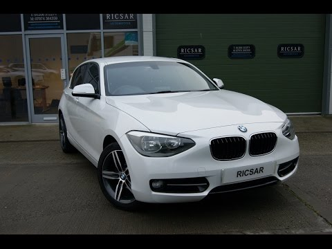 #BMW116D Sport#BMWDAB RADIO#BMW 1SERIES#BMW MINERAL WHITE