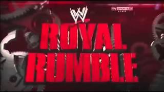 2014 Royal Rumble Theme