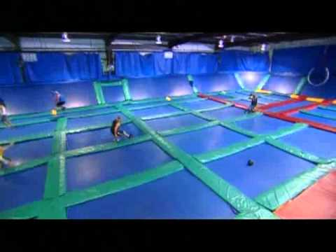 UFC All Access: Randy Couture at Sky Zone Image 1