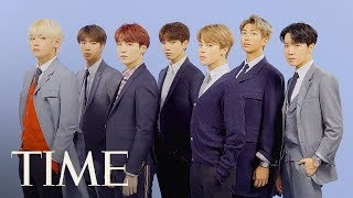 K-Pop's BTS On Why They're Unique, Their Parents' Generation & More   Next Generation Leaders   TIME