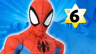 Прохождение Disney Infinity 2.0 Человек паук #6 Почти финал =)