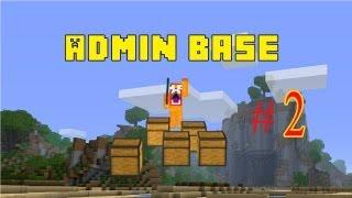 Minecraft: Raiding An Admins Base #2