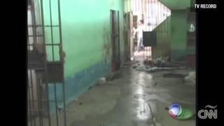 Video de decapitaciones en prisión sobrecoge a Brasil