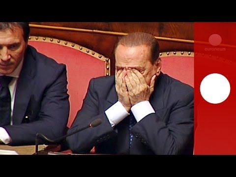 Berlusconi banned from public office for two years