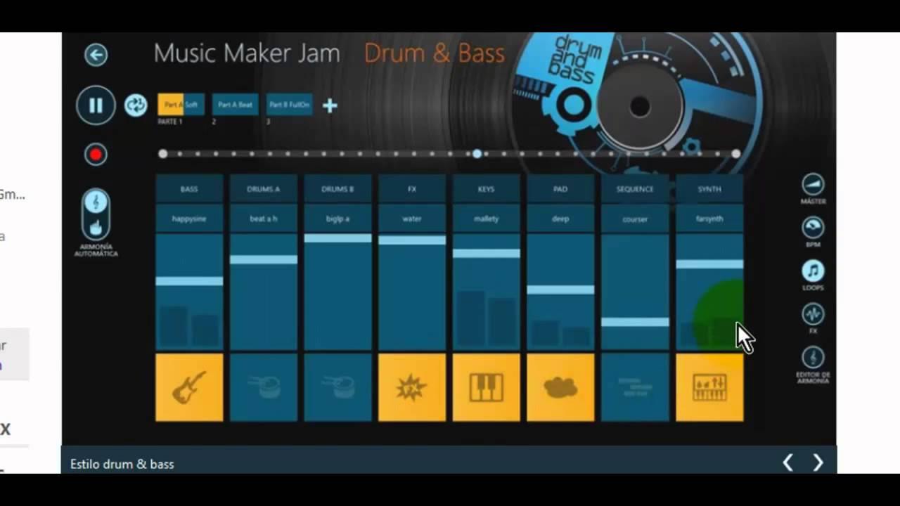 Programa 33 - Tutoriales DropBox y Music Jam Maker