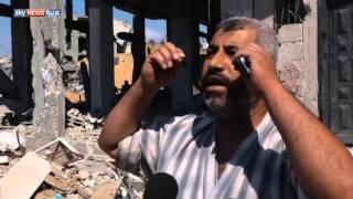 غزة.. أضرار فادحة بالبنى التحتية