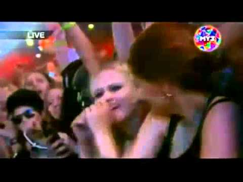 03.06.11 MUZ TV Awards - Darkside of the Sun