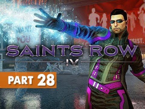 Saints Row 4 Gameplay Walkthrough Part 28 - Payback