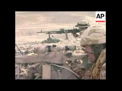 Alliance official on UK deaths, Kandahar operation